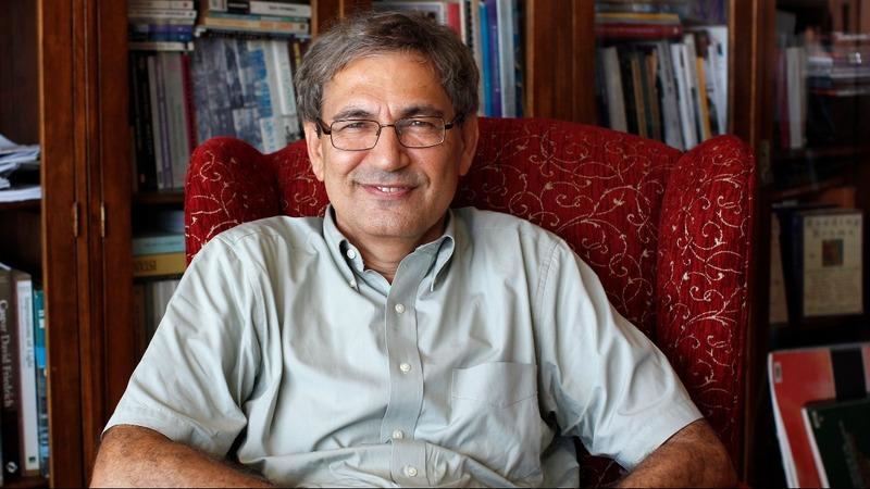 VERBATIM: Nobel winning author Pamuk on democracy in Turkey