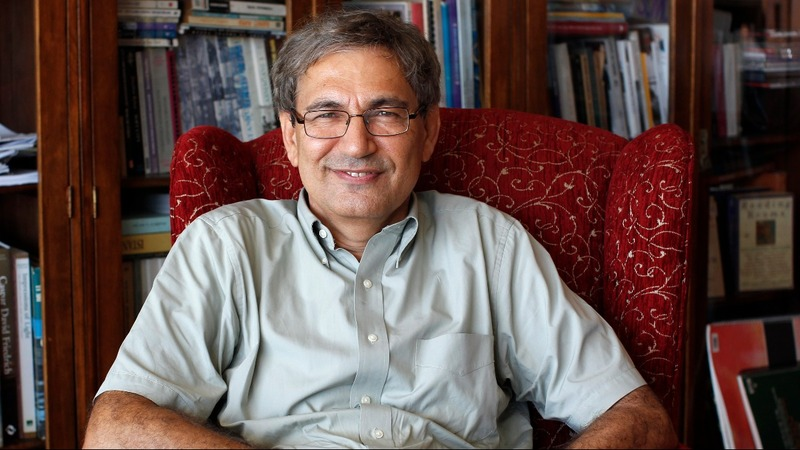 VERBATIM: Nobel winning author Pamuk on democracy in Turkey