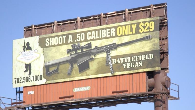 Machine gun tourism in spotlight after Vegas shooting