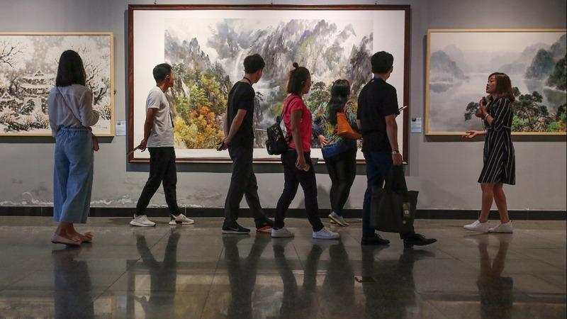China's North Korean art market soars despite sanctions