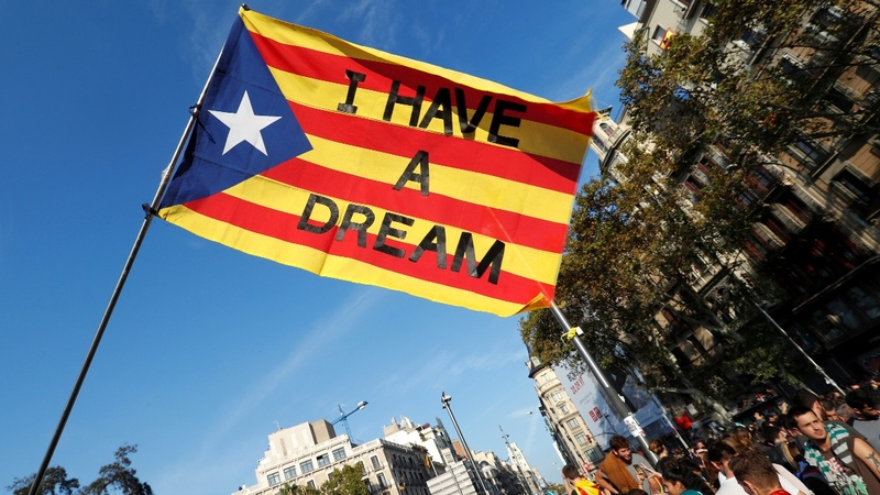 Catalonia could declare independence by the weekend