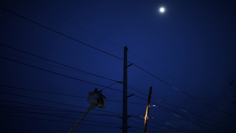Bankrupt utility behind Puerto Rico's power crisis