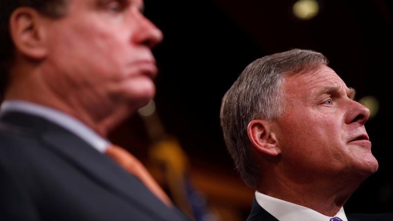 Senate panel: collusion issue 'still open' in Russia probe
