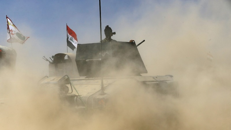Iraq delivers another blow to Islamic State