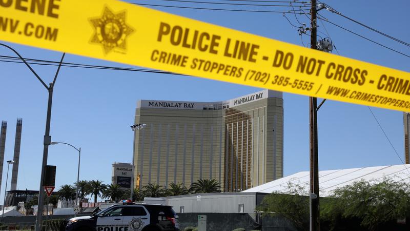 Vegas gunman stockpiled guns for decades