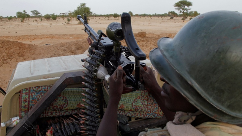 U.S. deaths in Niger point to complexity of terror groups