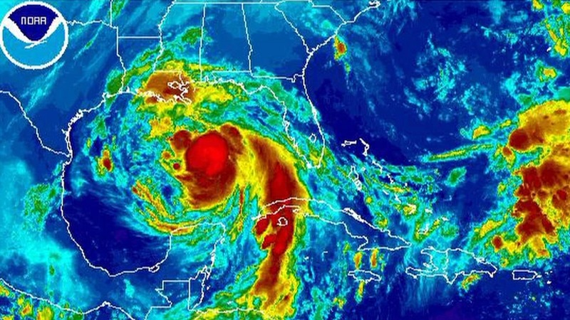 U.S. central Gulf Coast prepares for Hurricane Nate