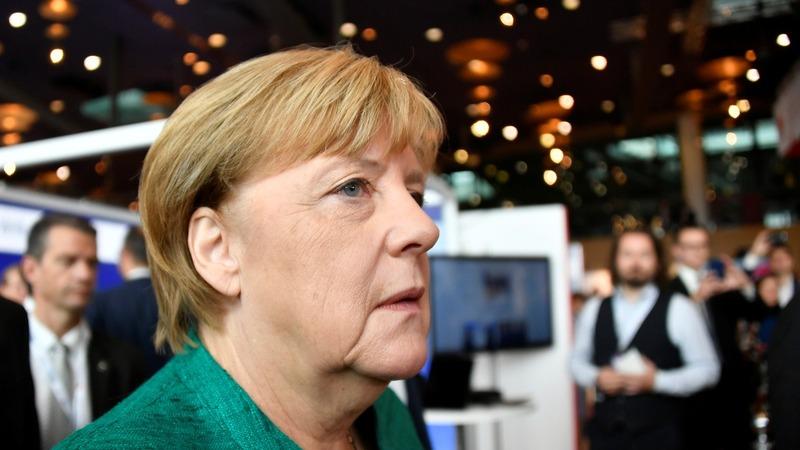 Merkel set for immigration coalition showdown