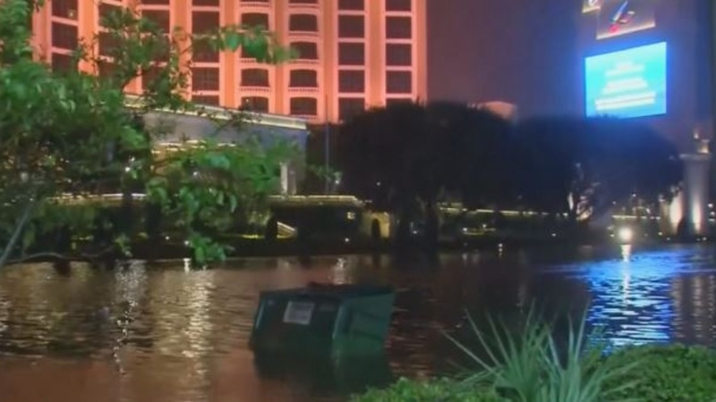 Hurricane Nate weakens as it soaks the South