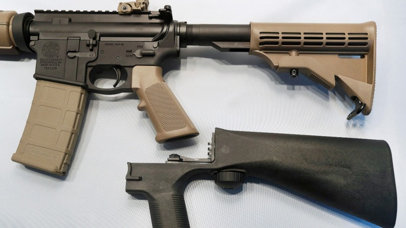 NRA opposes outright bump stock ban