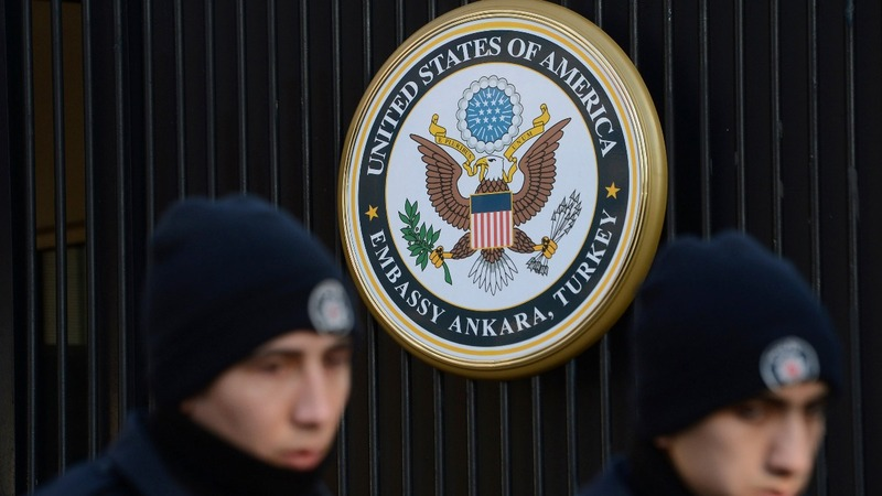U.S., Turkey suspend visa services in fallout