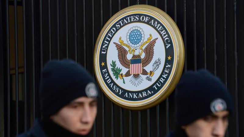 U.S., Turkey suspend visa services in fallout