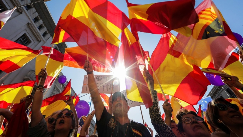 Pressure builds as Catalonia crisis goes down to wire