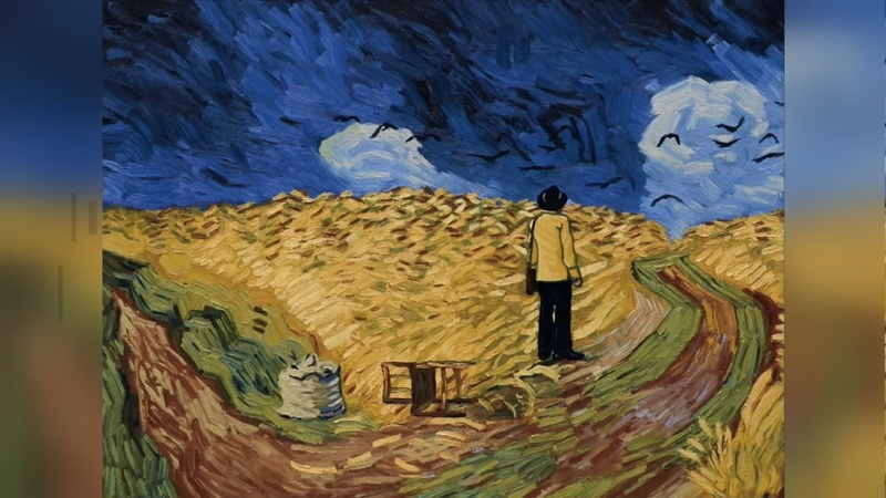 INSIGHT: Van Gogh's paintings spring to life in film