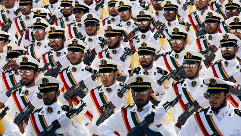 'Terrorist' labels for U.S., Iran forces are more than words