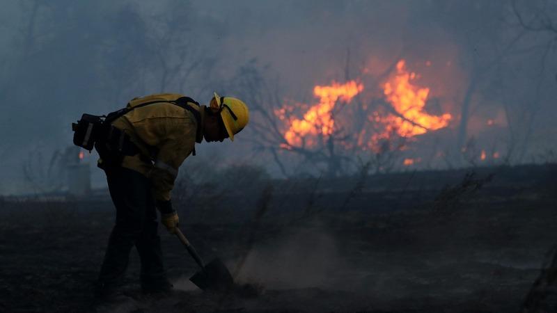 VERBATIM: California wine country fire 'unprecedented'