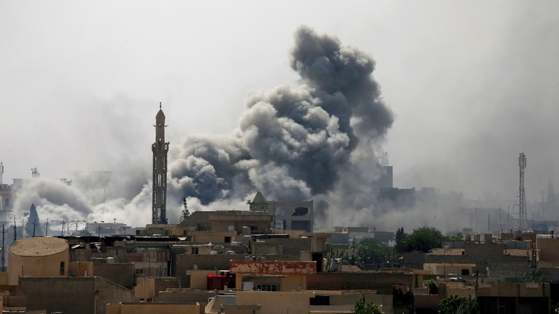 Russia accuses U.S. of going easy on ISIS in Iraq