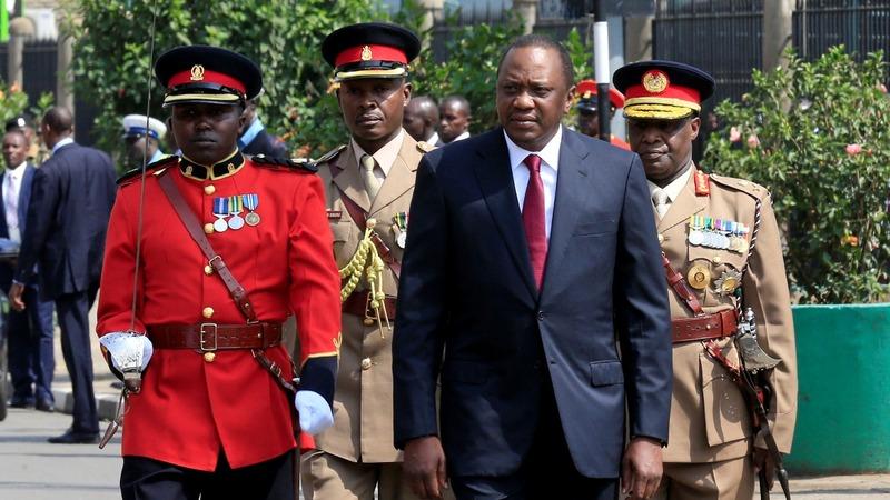 Kenya vote in balance after Odinga quits