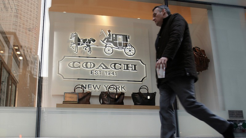 Fashionistas unhappy as Coach changes name to Tapestry