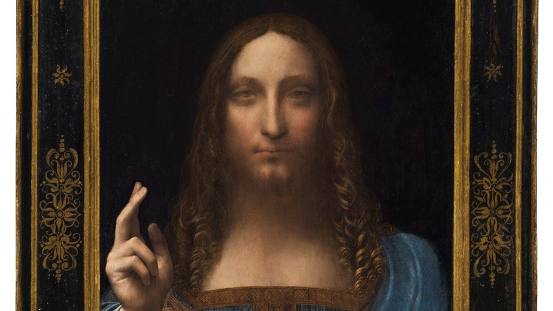 INSIGHT: Rediscovered da Vinci portrait of Christ goes to auction