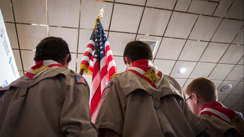 Girl Scouts cry foul over Boy Scouts recruitment move