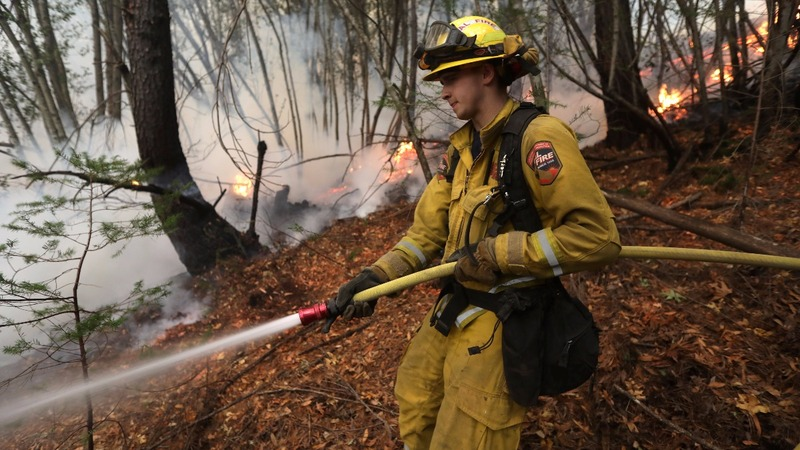 Wine country fire becomes deadliest in California since 1933
