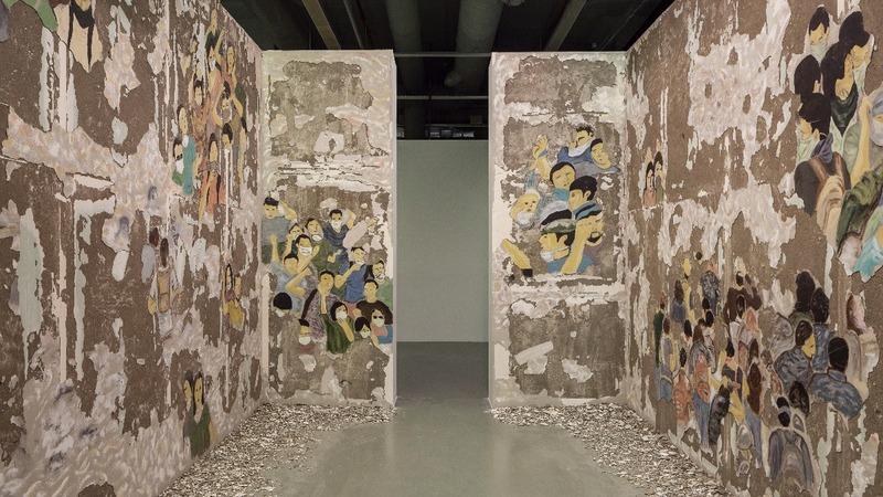 Art, politics make delicate mix in Turkey