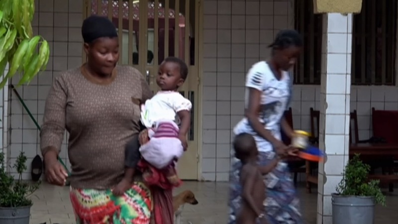 Burkina Faso's teen moms find refuge