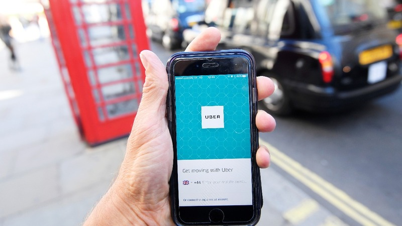 Uber enters appeals battle to keep London license