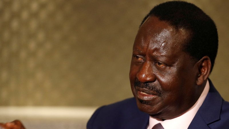INSIGHT: Kenya's Odinga says elections 'cancelled'