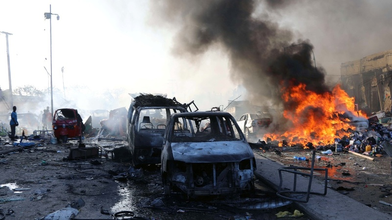 Mogadishu blasts among deadliest in recent memory