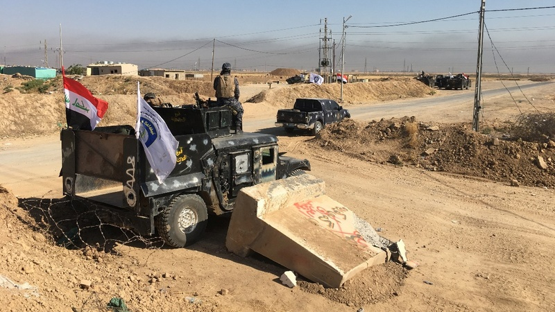 Oil prices spike as Iraq, Kurds tussle over Kirkuk