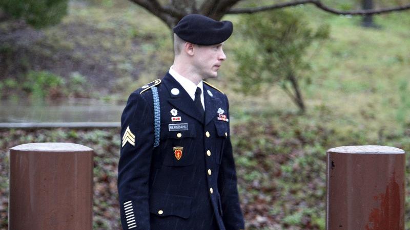 U.S. soldier Bergdahl pleads guilty in desertion trial