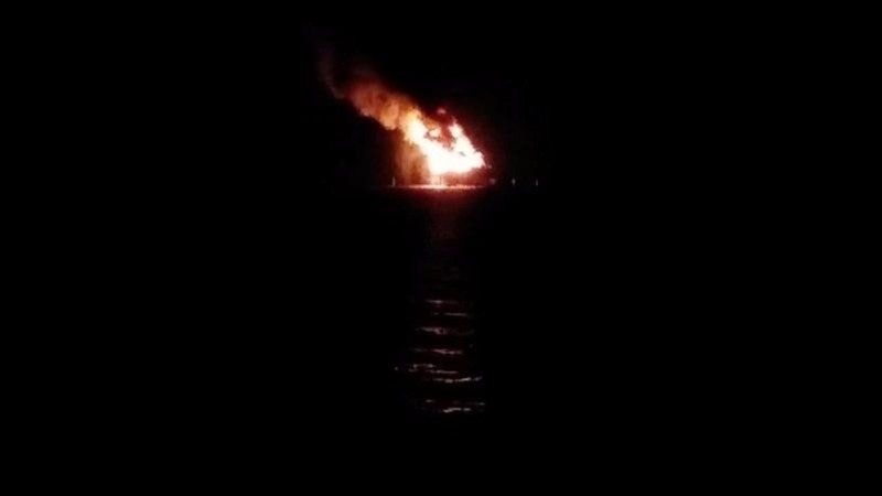 Several hurt, one missing after Louisiana oil rig explodes