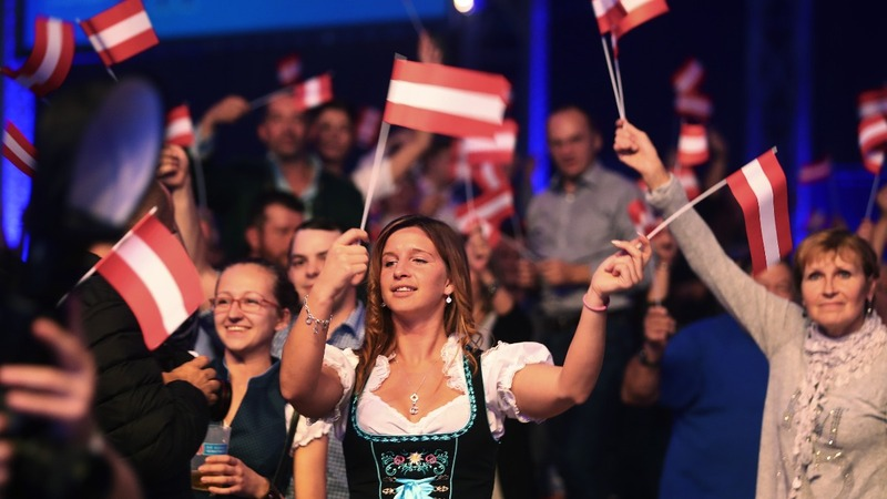 Austria paves a path to power for its far right
