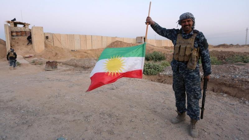 Kirkuk clash opens new Iraqi front