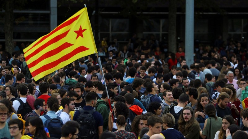 Catalonia refuses to back down on independence