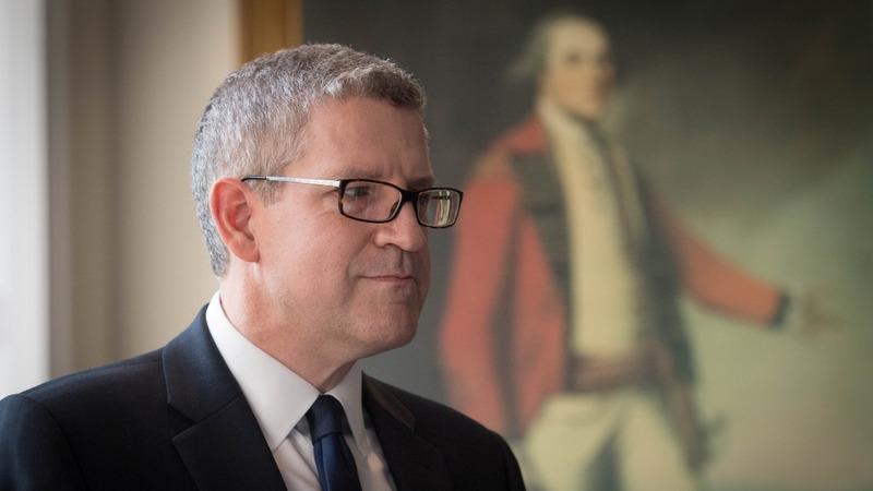 VERBATIM: UK spy boss warns of 'intense' terror threat