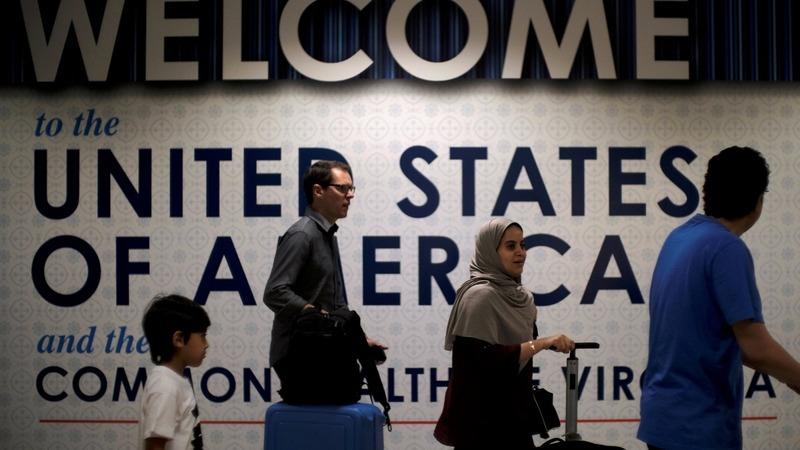 U.S. judge blocks latest Trump travel ban