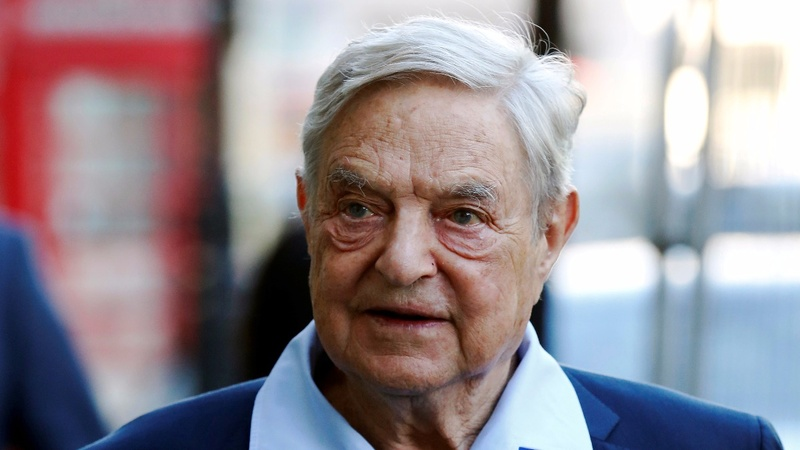 George Soros gives $18 billion to philanthropy -reports