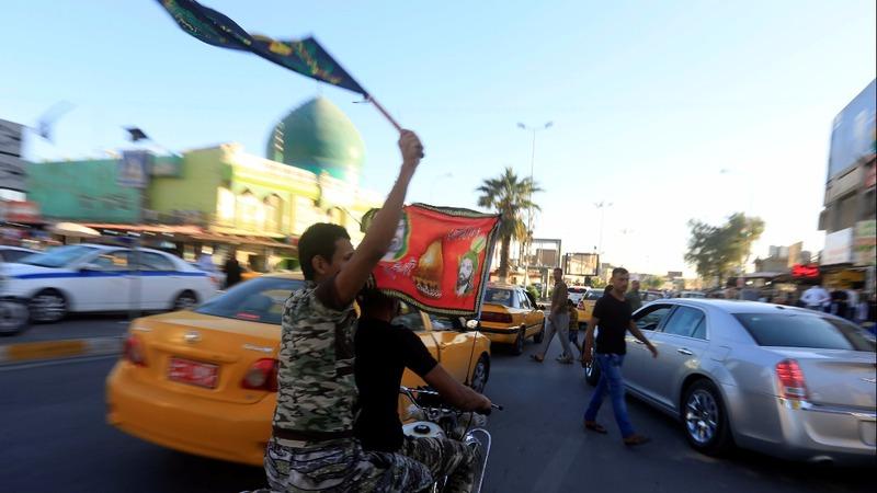 Kurds abandon territory as Iraqi forces advance