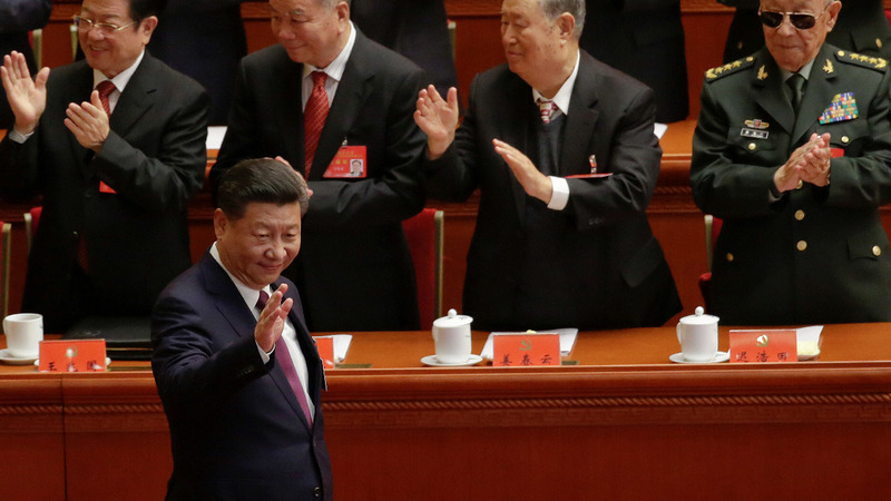 Xi Jinping heralds 'new era' of Chinese power