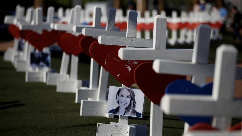Victims target Las Vegas gunman's estate in lawsuits