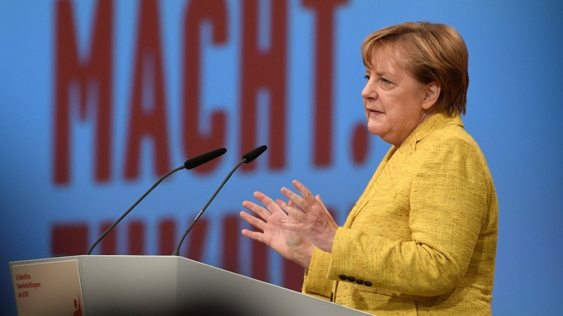 Weakened Merkel scrambles to form government