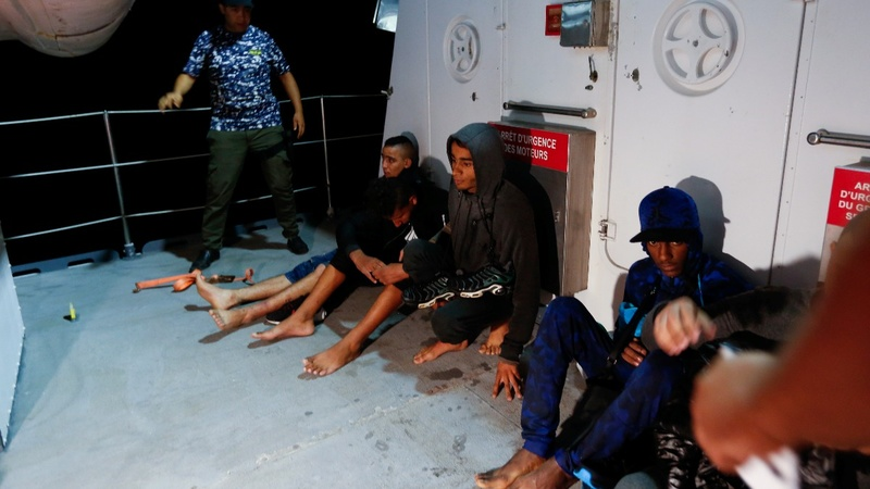 Migrant crisis: Tunisia's jobless open fresh smuggling route