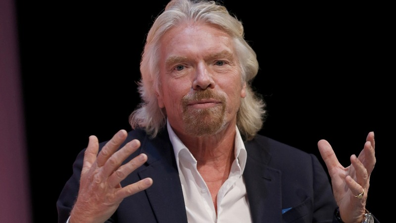 Billionaire Branson targeted in $5 million scam