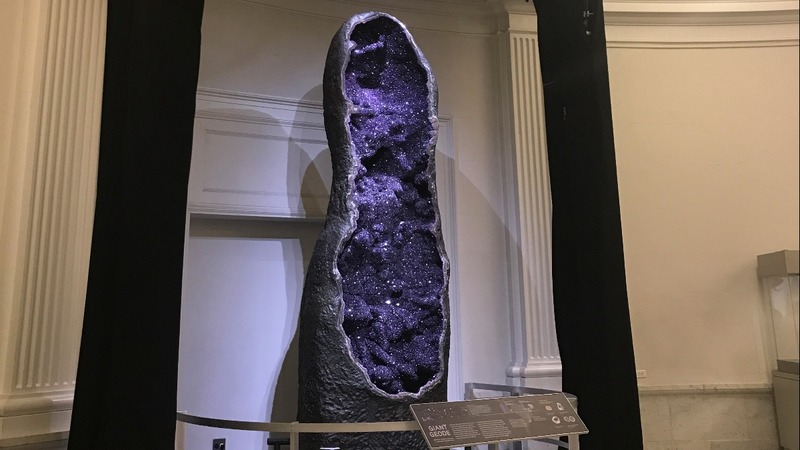 Gem halls get a makeover at NYC museum