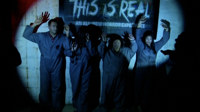 The 'escape room' gets a horrifying twist
