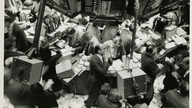 Life after the 1987 Wall Street crash - 30 years later