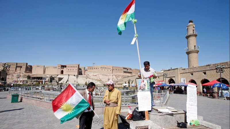 Iraqi Kurds see independence hopes fade